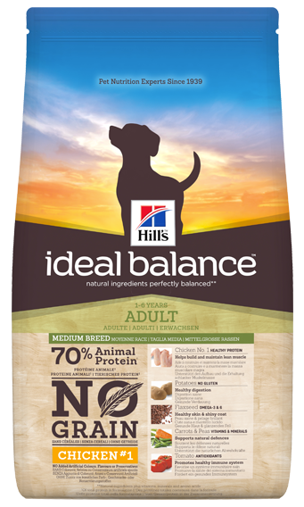 Hill's Ideal Balance for dogs