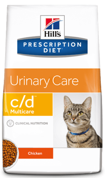 Hill's Prescription Diet for cats