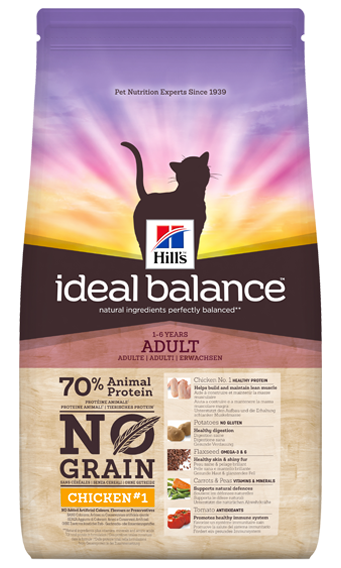 Hill's Ideal Balance for cats