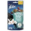 Pack maxi de sachets de friandises originales Felix Goody Bag
