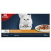 GOURMET® Gold Feine Komposition Nassfutter für erwachsene Katzen