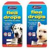 Johnsons Dog Flea & Tick Drops 4 Weeks