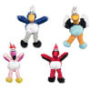 KONG Wildknots Bird Plush Dog Toy