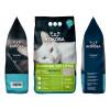 Kokoba natuurlijke kattenbakvulling - klonterend
