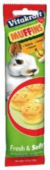 Vitakraft Rabbit Muffins