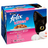 Felix Kitten Food Pouches Chicken, Cod, Lamb