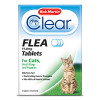 Bob Martin Clear Flea Tablets For Cats Small Dogs and Puppies