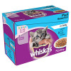 WHISKAS 2-12 Months Kitten Pouches in Jelly
