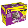 WHISKAS 7+ Cat Pouches in Gravy