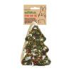 Naturals Festlicher Weihnachtsbaum mit Obst