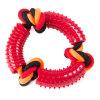 Kokoba Hondenkauwspeelgoed - Ring met touw