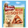 Bakers Allsorts Adult Dog Chicken, Beef & Lamb Treats Bag
