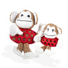 Kokoba Plüschspielzeug für Hunde Ellie Elefant