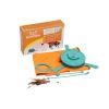 Kokoba Katzenspielzeug mit fliegender Maus