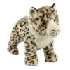 Animal Instincts Sophia the Snow Leopard Plush Dog Toy