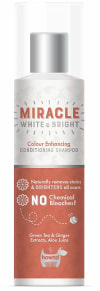 Hownd Miracle White and Bright Dog Shampoo