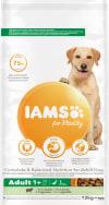 IAMSforVitality Futter mit Lamm für erwachsene Hunde großer Rassen