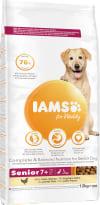 IAMSforVitality Futter mit Hühnchen für Hunde großer Rassen