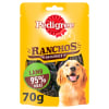 Pedigree Ranchos Adult Dog Treats - Lamb