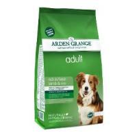 Arden Grange hond adult lam & rijst