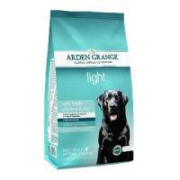 Arden Grange hond light kip & rijst