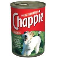 Chappie Adult Wet Dog Food Tins - Original