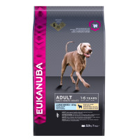 Eukanuba Large Breed Adult Dry Dog Food - Lamb & Rice