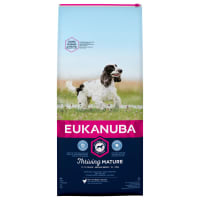 Eukanuba Thriving Mature Medium Breed Adult Dry Dog Food - Chicken