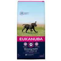 Eukanuba Growing Puppy Large Breed Dry Dog Food - Chicken