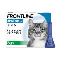 Frontline Spot On Flea & Tick Treatment Cat