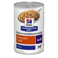 Hills Prescription Diet – Canine u/d Hundefutter