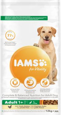 IAMS for Vitality Adult Large Breed Dog Food
