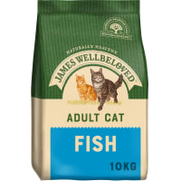 James Wellbeloved - Chat Adulte - Poisson & Riz