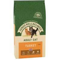 James Wellbeloved Complete Adult Dry Cat Food - Turkey