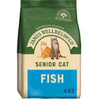James Wellbeloved Senior - Cat Food - Fish & Rice