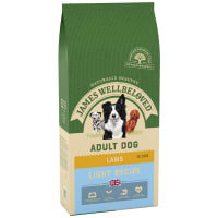 James Wellbeloved - Chien Adulte Light – Agneau et Riz