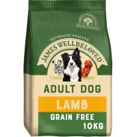 James Wellbeloved - Adult Maintenance Kibble - Lamb & Veg