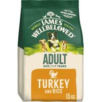 James Wellbeloved Adult Dry Dog Food - Turkey & Rice