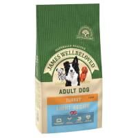 James Wellbeloved Light Adult Dry Dog Food - Turkey & Rice