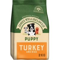 James Wellbeloved - Puppy Performance - Turkey & Rice