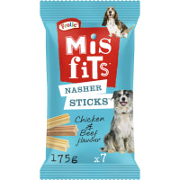 Misfits Nasher Sticks Hundesnack