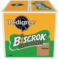 Pedigree Biscrok Gravy Bones Biscuits