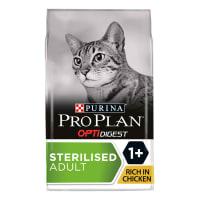 PURINA PRO PLAN Sterilised Adult Cat Dry Food with Optidigest