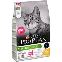 Purina PRO PLAN Housecat Optirenal Kip met Rijst
