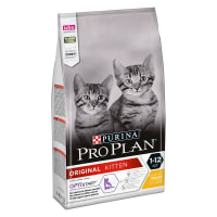 Purina Pro Plan Opti Start Original Kitten/Junior 1-12 Dry Cat Food - Chicken