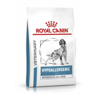 Royal Canin- Vet Diet Canine - Hypoallergenic Moderate Calorie