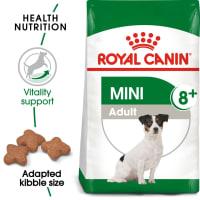 Royal Canin Mini Adult 8+ Hunde Adult Trockenfutter
