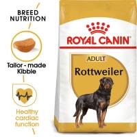 Royal Canin Rottweiler Chien Adulte Nourriture Croquettes