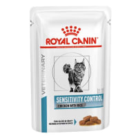 Royal Canin - Vet Diet Féline - Sensitivity Control en sachets