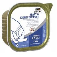 Specific Adult CKD & CKW Heart & Kidney Support voor honden